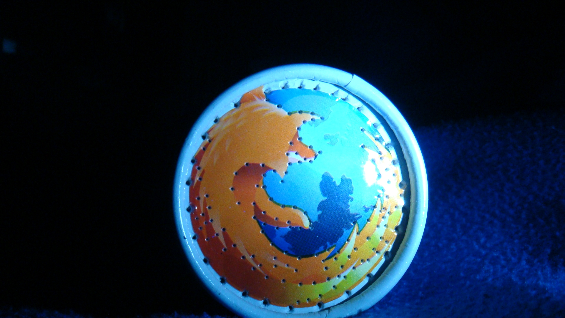 Firefox Light Creation