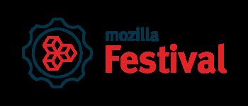 mozfest logo + wordmark