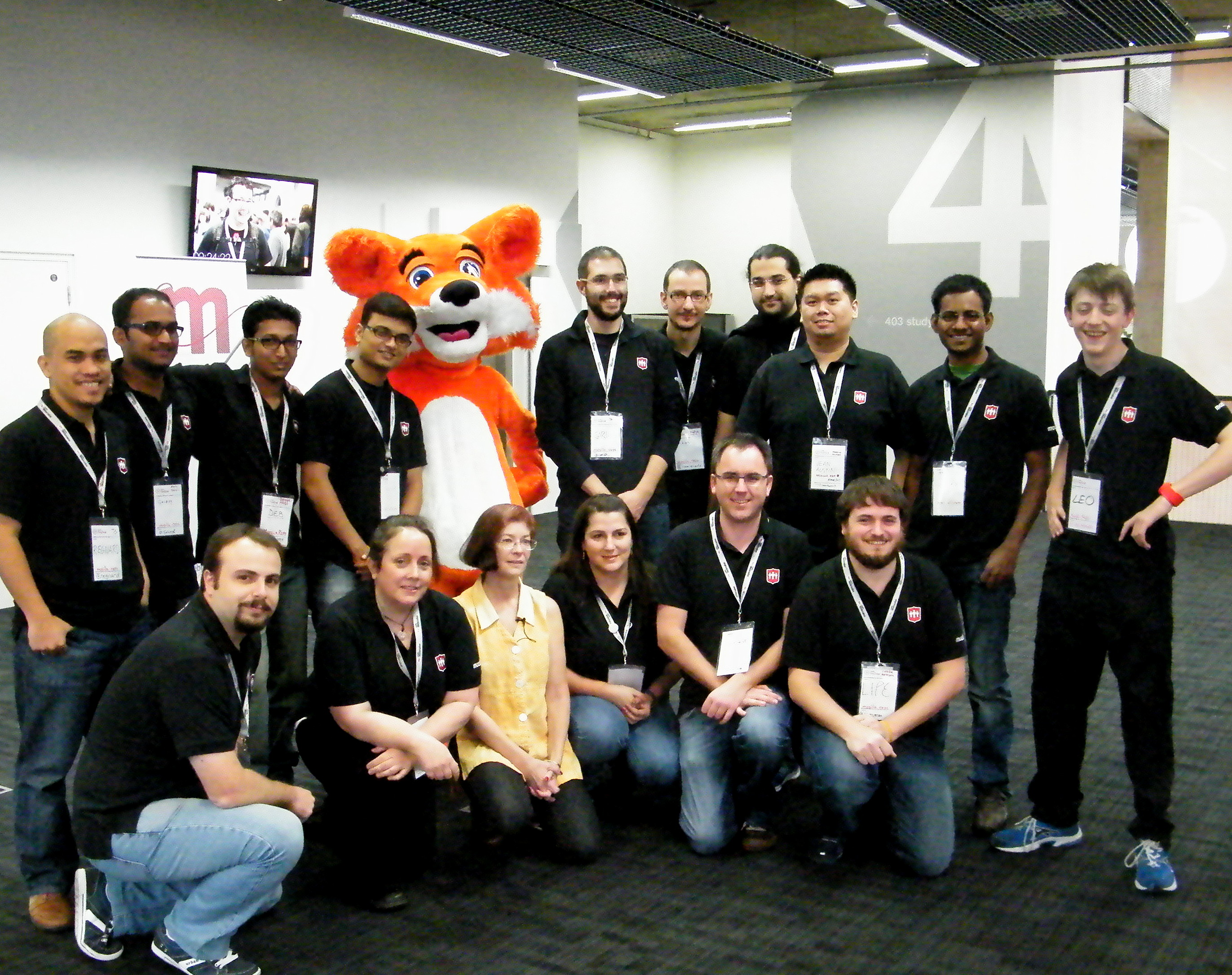 Mozilla Reps w/ Mitchel Baker