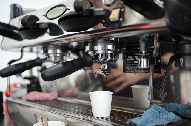 Ristretto Coffee @ Mozilla Festival 2011