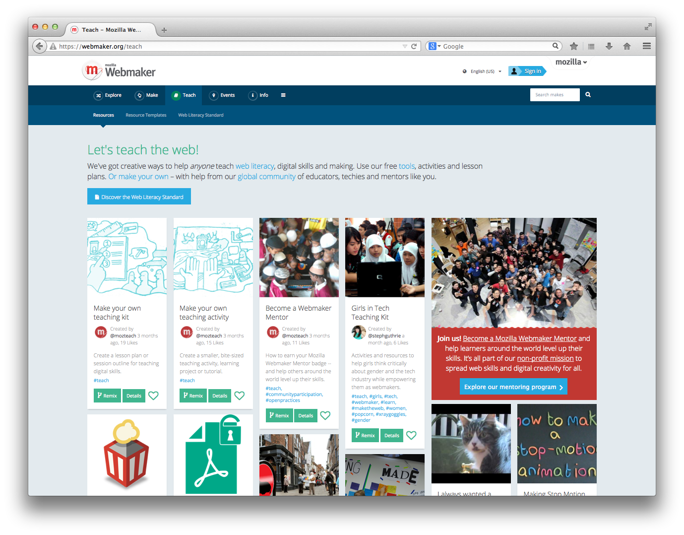 webmaker-teach