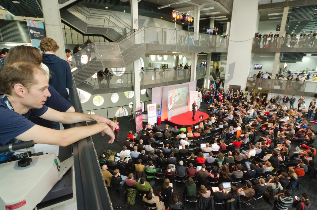 Mozilla Festival... not enough words to describe the aweome!